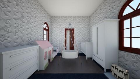 big sis and little sis - Modern - Bedroom - by BlacBree