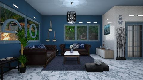 IP Terrazzo - Modern - Living room - by zayneb_17