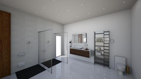 Bathroom - Bathroom - by katarinalaaksonen