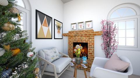 FCS Living Room  - Living room - by TionnaJ