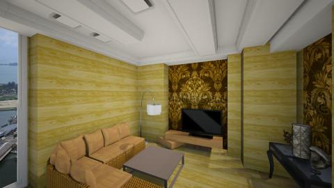 Westin - Vintage - Bedroom - by mohak shamani