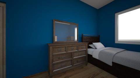 Mia - Bedroom - by jdiglesias23