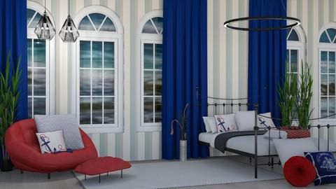 Coastal - Modern - Bedroom - by millerfam