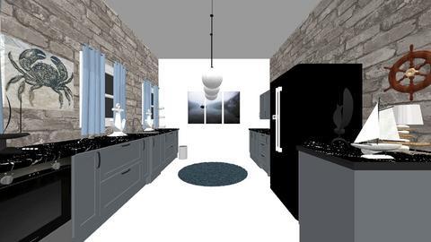 Nautical kitchen - by lexi_g