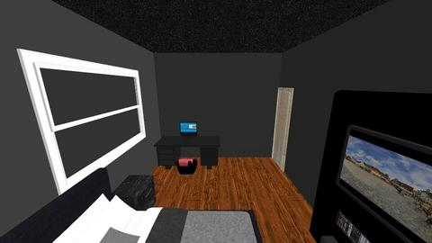 quarto - Masculine - Bedroom - by DavidBorges
