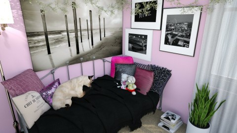 dd - Bedroom - by andaq