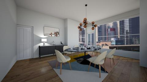 Denise - Living room - by EYSB