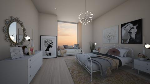 Sweet Dream by Mod Dezign - Bedroom - by Sanja S