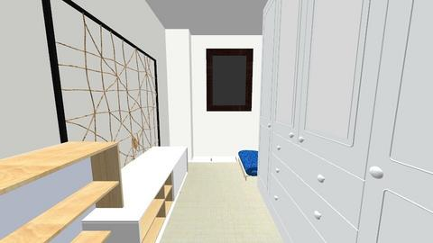 bedroom - Bedroom - by Thamires Giacometti