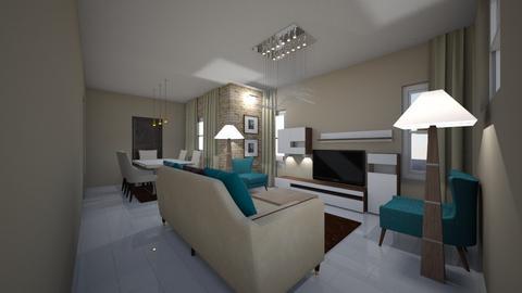 UKA REF OBEHIE - Living room - by jfx