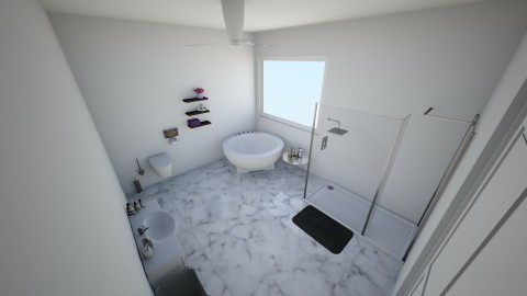Dream Room  - Minimal - Bedroom - by alorahkplove