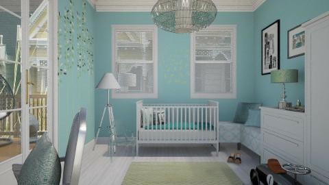 Nursery - Feminine - Kids room - by mariagarcia11