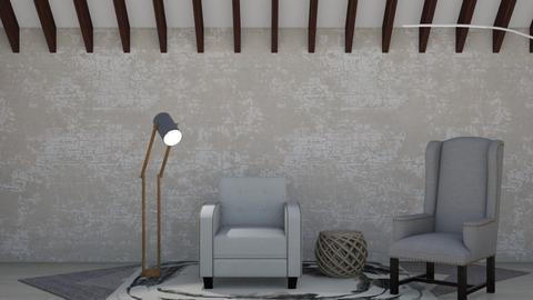 Minimal 1 - Minimal - Living room - by XiraFizade