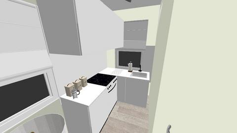mieszkanie Novdom - by floristdeco