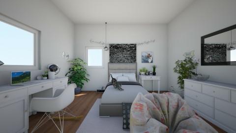 my room - Bedroom - by koskchri