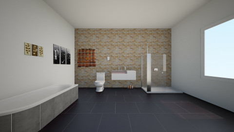Bathroom - Bathroom - by dionicholson60