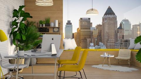boho - Office - by anjaam