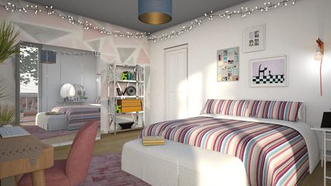 room b4 - Bedroom - by its_eima