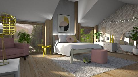 boho - Modern - Bedroom - by jjannnii