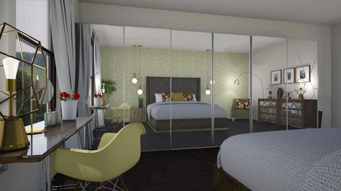 2 - Bedroom - by Maja06