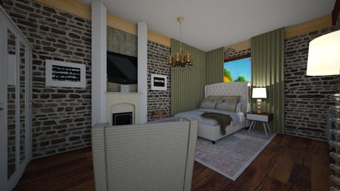 my dream 022l - Eclectic - Bedroom - by decordiva1