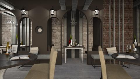 Fine Dining - Modern - Dining room - by XiraFizade