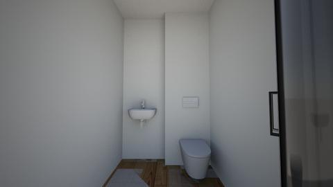 lazienka sprawiedliwa - Bathroom - by xtremal