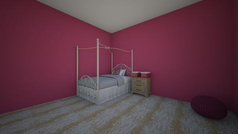 Princess Jasmine Room - Bedroom - by Tanya_24