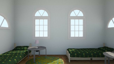 good green - Rustic - Kids room - by tello