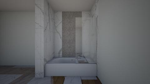 Janet - Bathroom - by rickglassinteriors
