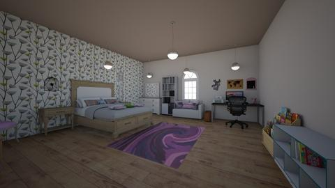 Evies Room - Kids room - by Little Miss Designer 198