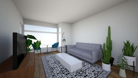 1 - Living room - by lauramoreno