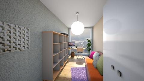Guestroom and Office - by jessyctw