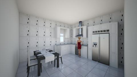 Bucatarie 14 - Rustic - Kitchen - by Ionut Corbu