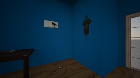 raven claw  - Classic - Kids room - by BOMB123