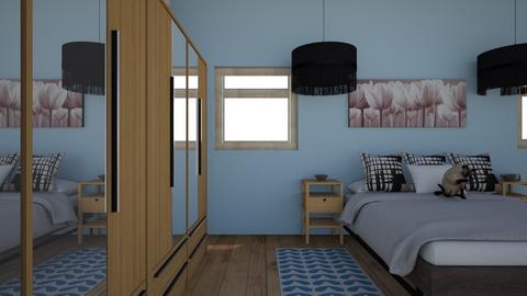 Rylees room - Modern - Bedroom - by urmomgae