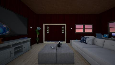 Practice Room 1 Pic 1 - Living room - by Isa_Snowy_Owl