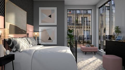 4 O_Clock - Bedroom - by atiyahanisah