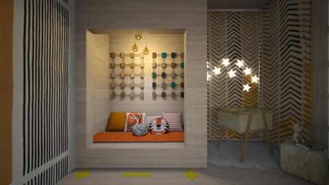 Casa269KidsRoom - Eclectic - Kids room - by nickynunes