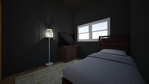 yeetacus - Modern - Bedroom - by niibba