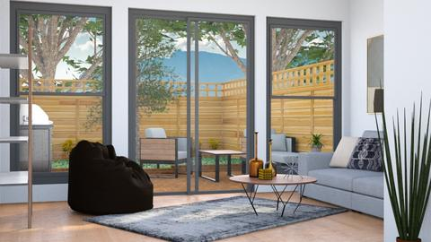 Garden Template - Modern - Living room - by millerfam