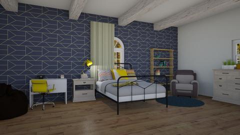 Contest OAK - Bedroom - by Seattle2424