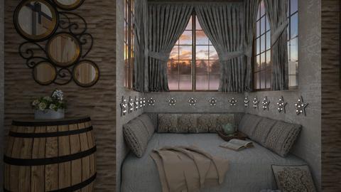 room - Bedroom - by daydreamer84