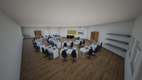New N218 - Office - by Fishyrain