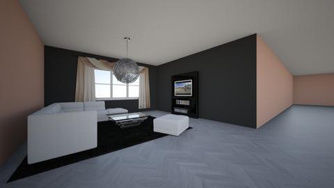 pinky - Living room - by ivanabinevska