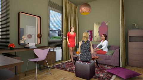 my flat needs makeover - by chania