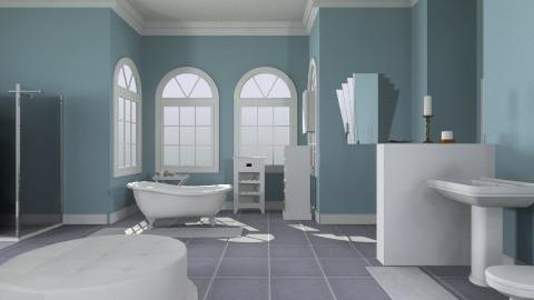 BATHROOM - Classic - Bathroom - by shelleycanuck