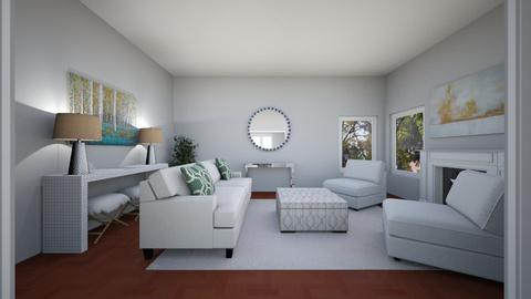 207 Alta Loma Dr Millbrae - Living room - by erstudio