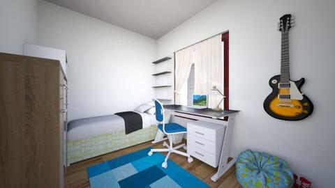Tristan 1 - Bedroom - by BorjaA