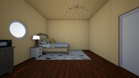 dream room - Feminine - Bedroom - by madz578578